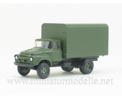 1:120 TT ZIL 130 Koffer typ 2, Militär