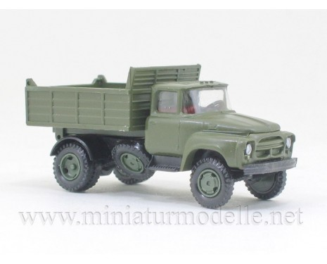1:120 TT ZIL 130 MMZ Kipper, Militär