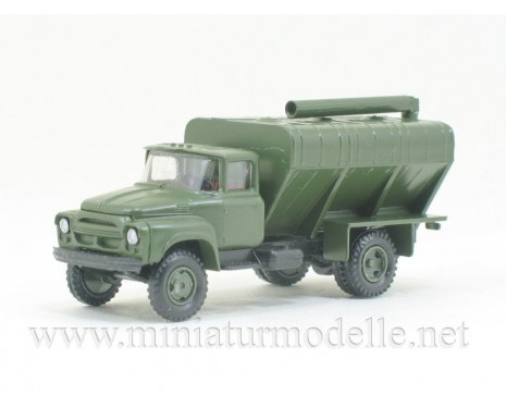 1:120 TT ZIL 130 Silo, Militär