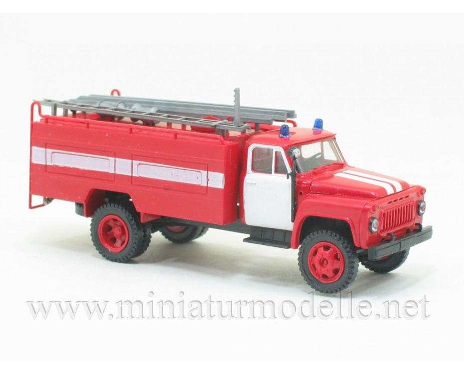 1:87 H0 GAZ 53 FW Tankloeschfahrzeuge ACU-30(53)