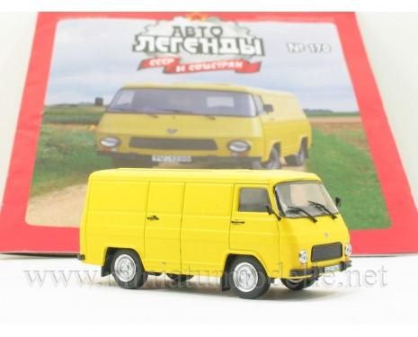 1:43 Rocar TV 12F Bus Zeitschrift #170