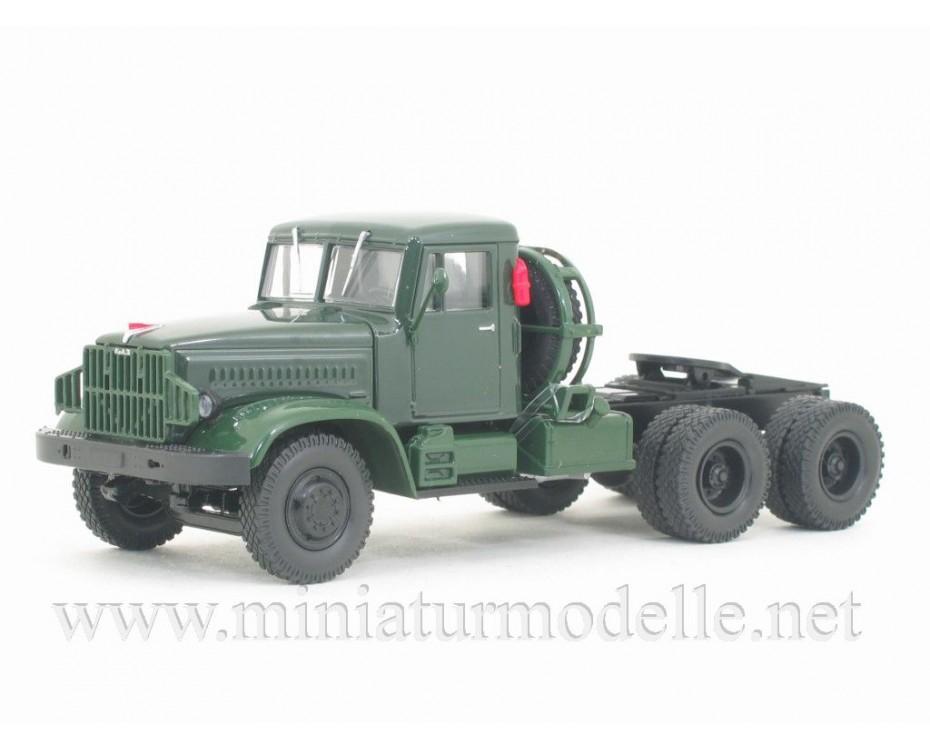 1:43 KRAZ 221 B Solozugmaschine 1963 -1966, military