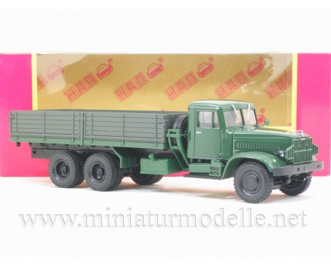 1:43 KRAZ 219 B Pritsche 1963 -1966, military