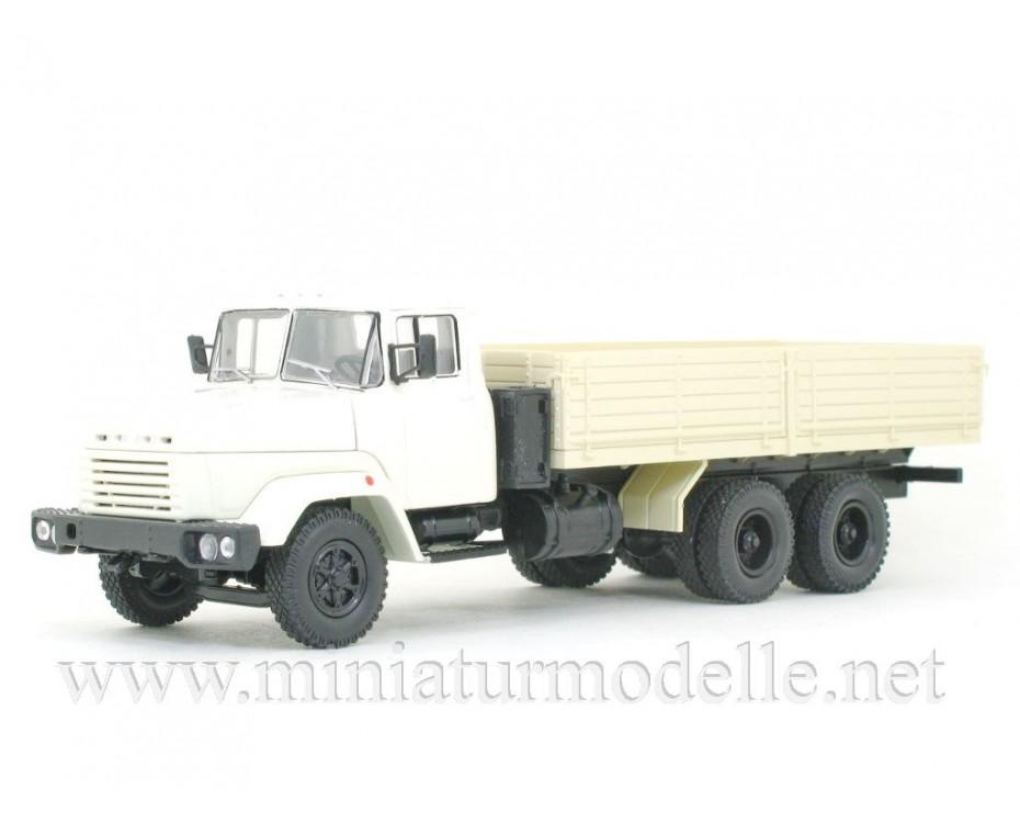 1:43 KRAZ 250 load platform 1985 - 1995, civil, H205, Nash Avtoprom by www.miniaturmodelle.net