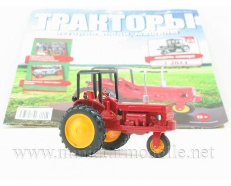 1:43 Traktor T 28H3 Baumwollernter Zeitschrift #23