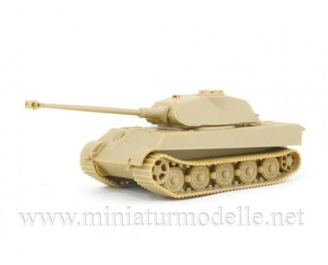 H0 1:87 Panzerkampfwagen VI Königstiger Sd. Kfz. 182 mit Porsche Turm