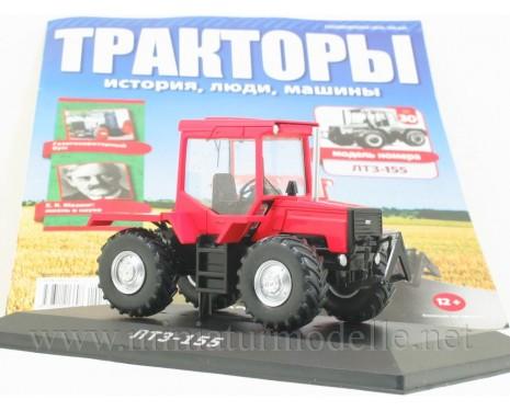 1:43 Traktor LTS-155 Schlepper Zeitschrift #30