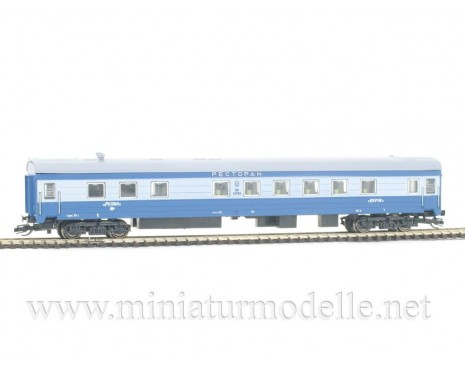 1:120 TT 2234 Restaurant car of the SZD livery, era 4
