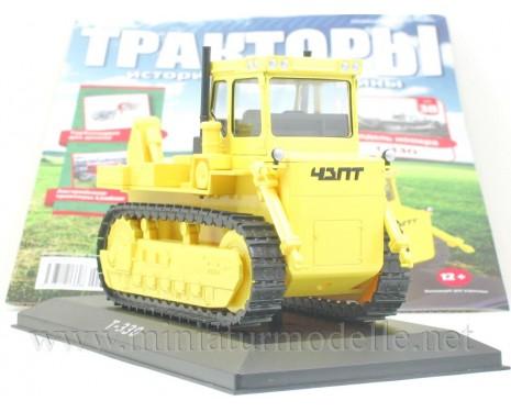 1:43 Raupe Schlepper Traktor T 330 Zeitschrift #38
