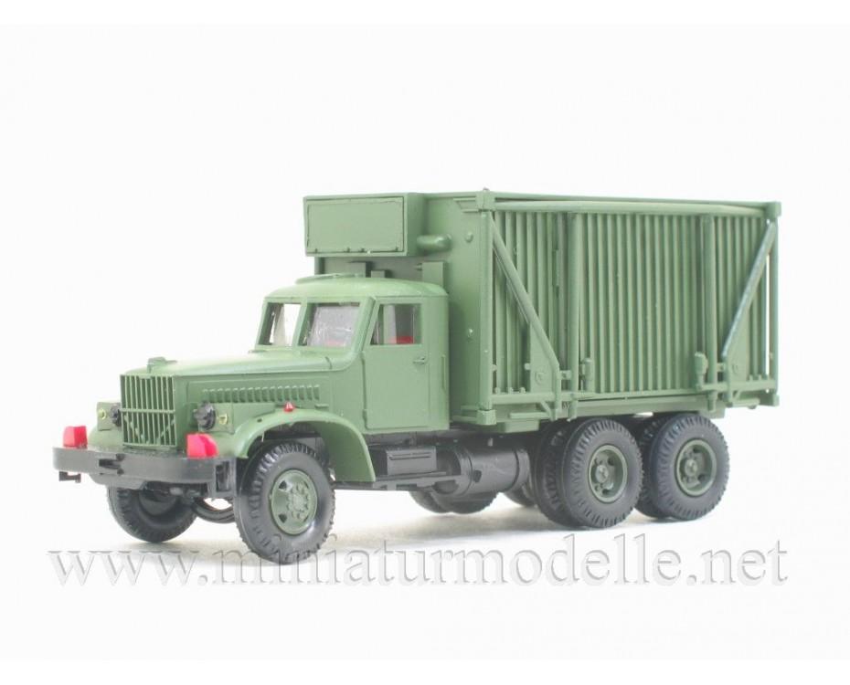 H0 1:87 KRAZ 257 Kommando Stabswagen Faltkoffer FK 1, Militär