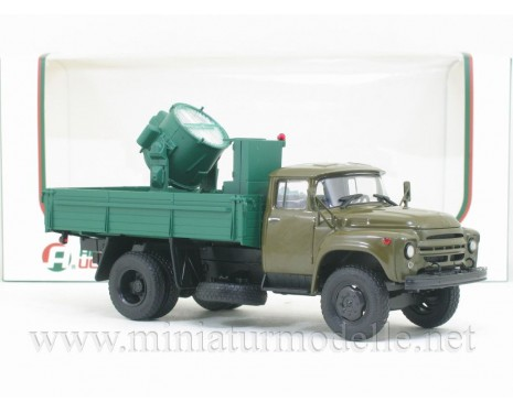 1:43 ZIL 130 Pritsche mit Suchscheinwerfer APM-90, Militär