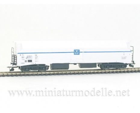 1:120 TT 3910 Maschinenkuhlwagen MK-4 der CSD, 4. Epoche