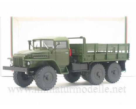 1:43 URAL 375 load platform, military