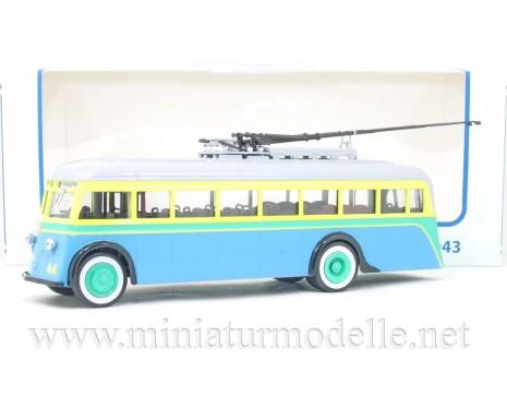 1:43 YaTB 1 Trolleybus
