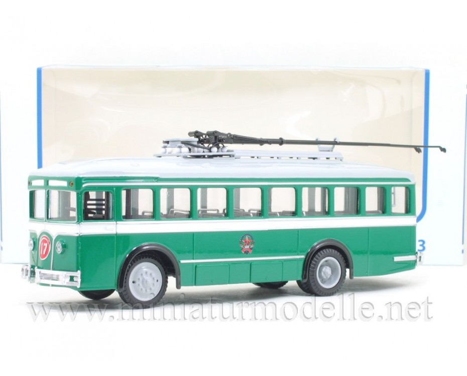 1:43 LK 2 Trolleybus