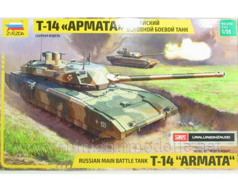 1:35 T 14 Armata russian main batttle tank