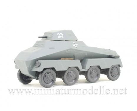 H0 1:87 Sd.Kfz. 231 8-Rad 2cm KwK, Schwere Panzerspähwagen, Militär