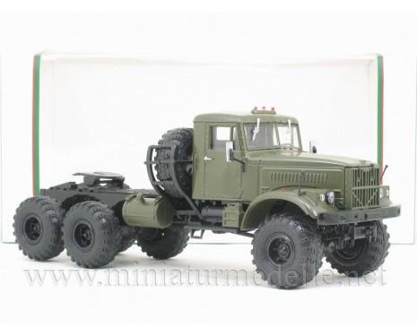 1:43 KRAZ 255 V Sattelzugmaschine, Militär