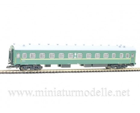 1:120 TT 2810 Express couchette coach car, CCCP, era 4