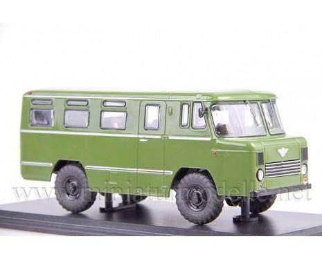 1:43 AS 38 Bus, militär