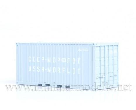 1:43 Container 20 Fuß