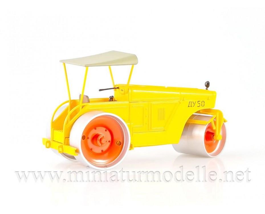 1:43 DU 50 road roller, SSM8003, Start Scale Models - SSM by www.miniaturmodelle.net
