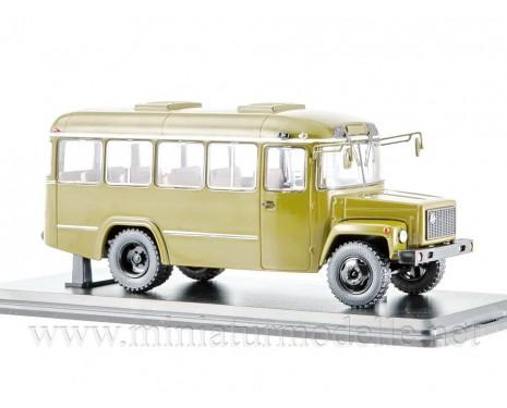 1:43 KAVZ 3976 Bus, Militär
