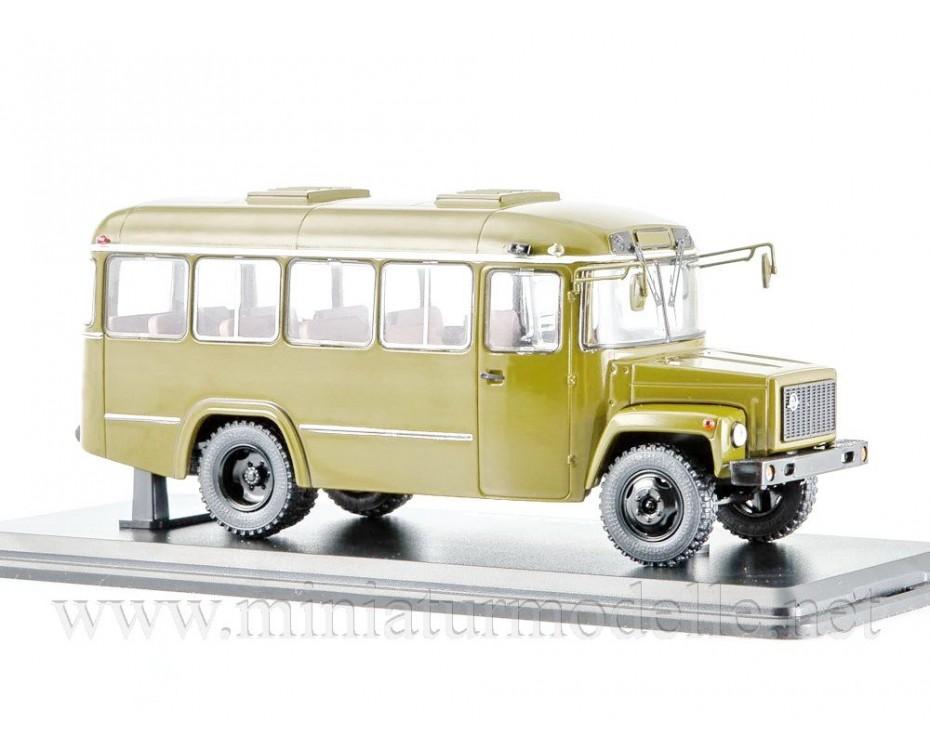 1:43 KAVZ 3976 bus, military