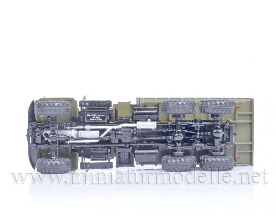 1:43 KRAZ 255 B dump, military, SSM1181, Start Scale Models - SSM by www.miniaturmodelle.net