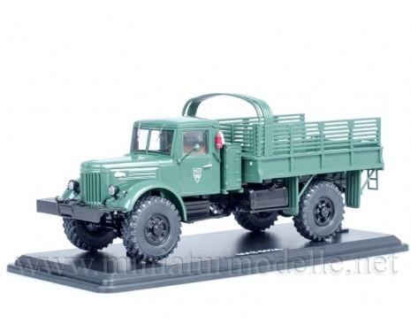 1:43 MAZ 502 A load platform, military