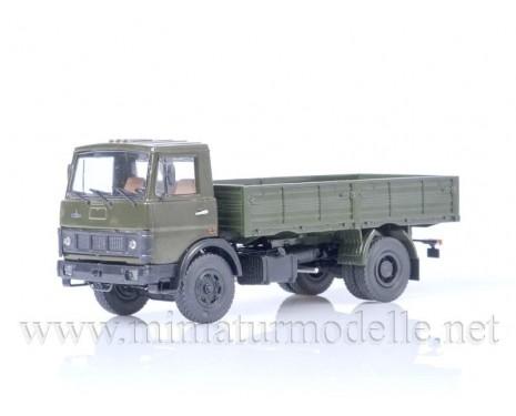 1:43 MAZ 5337 Pritsche (1987), militär