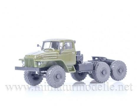 1:43 URAL 377 S Solozugmaschine 6x4, Militär