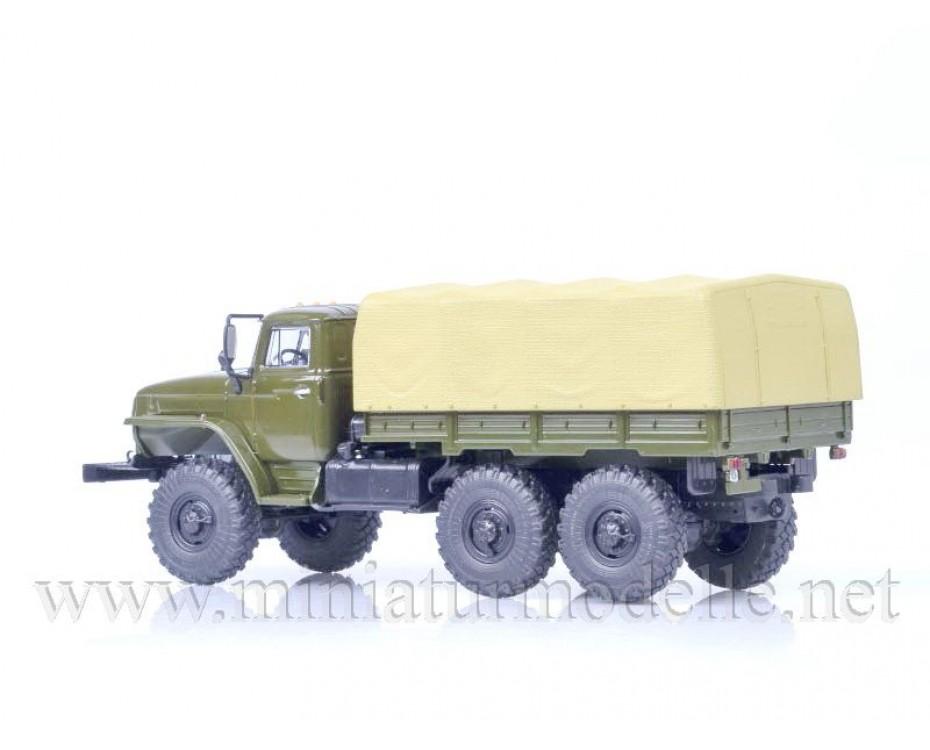 1:43 URAL 4320-31 Pritsche Plane, Militär