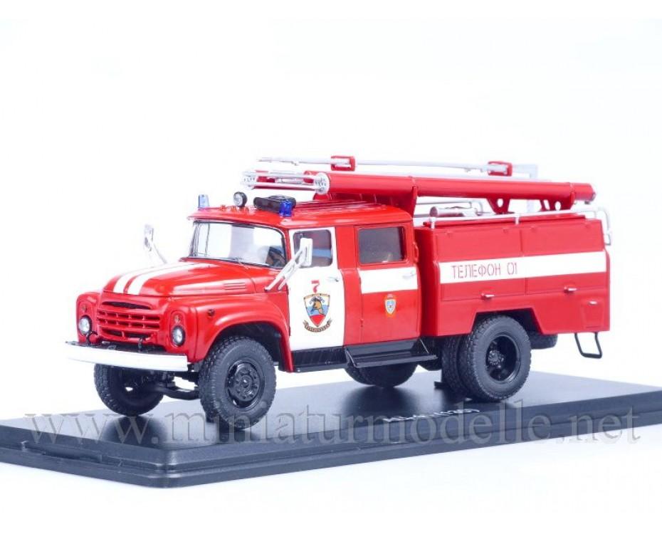 1:43 ZIL 130 Tankloeschfahrzeuge AC-40 FW Feuerwehr