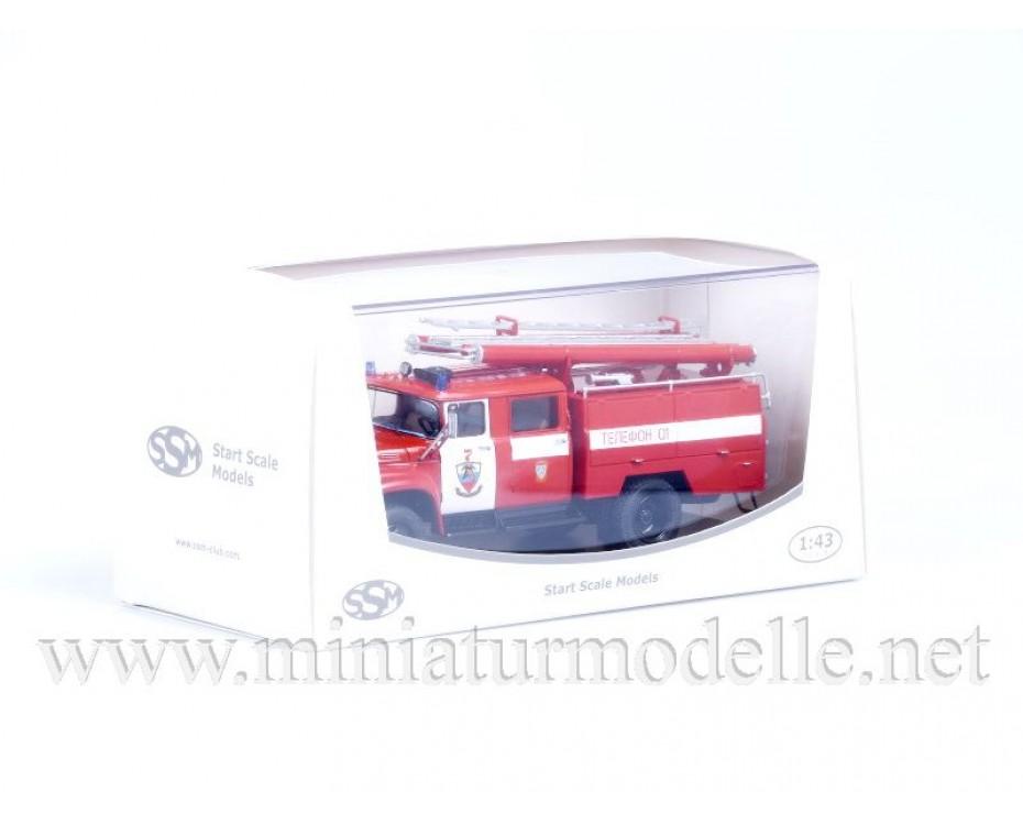 1:43 ZIL 130 fire engine AC-40