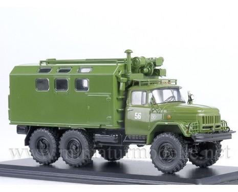 1:43 ZIL 131 Koffer MTO - ATM, militär