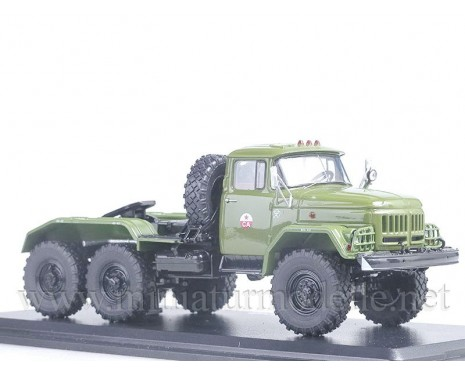 1:43 ZIL 131 NV Solozugmaschine CA, militär