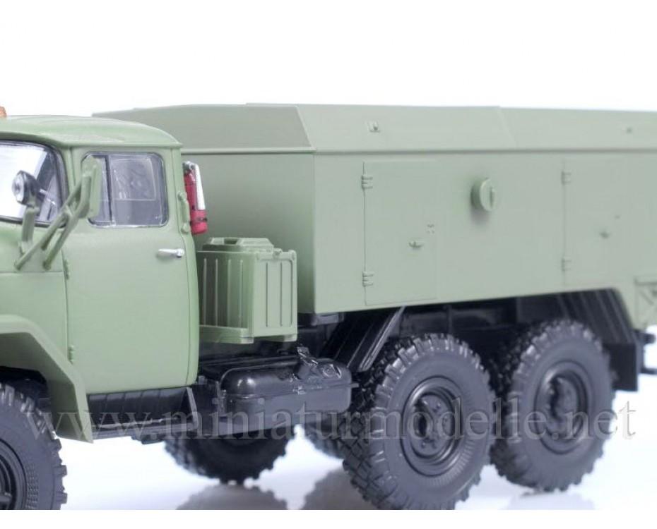 1:43 ZIL 131 Motorvorwärmer UMP 350, militär