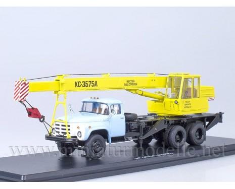 1:43 ZIL 133 GYa Mobile crane KS 3575 A