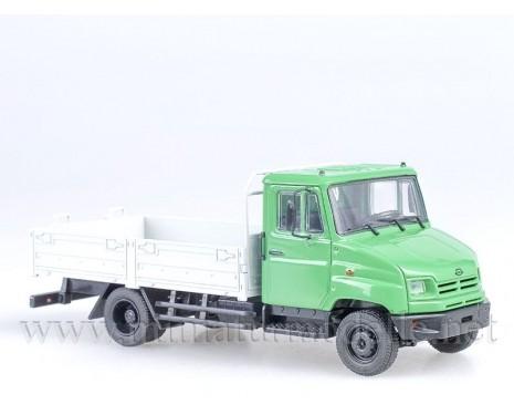 1:43 ZIL 5301 load platform, civil