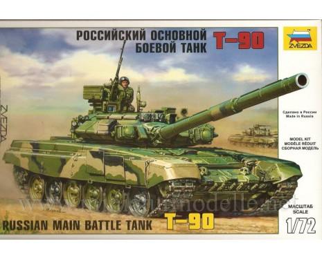 1:72 T-90 russischer Kampfpanzer