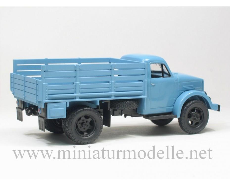 1:43 GAZ 51 T Hoch Pritsche, blau