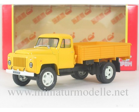 1:43 GAZ 52-84 Pritsche, orange