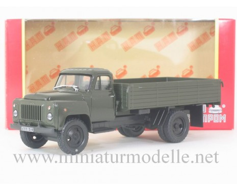 1:43 GAZ 53-12 Pritsche, militär