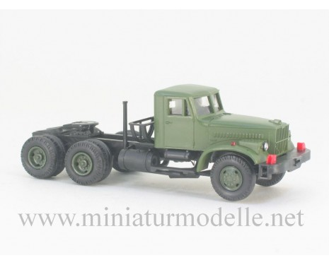 H0 1:87 KRAZ 258 Z Wussow Zugmaschine, Militär