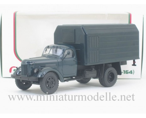 1:43 ZIL 164 LuMZ-890 B Kühlkoffer, Militär