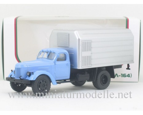 1:43 ZIL 164 LuMZ-890 B refrigerated, civil