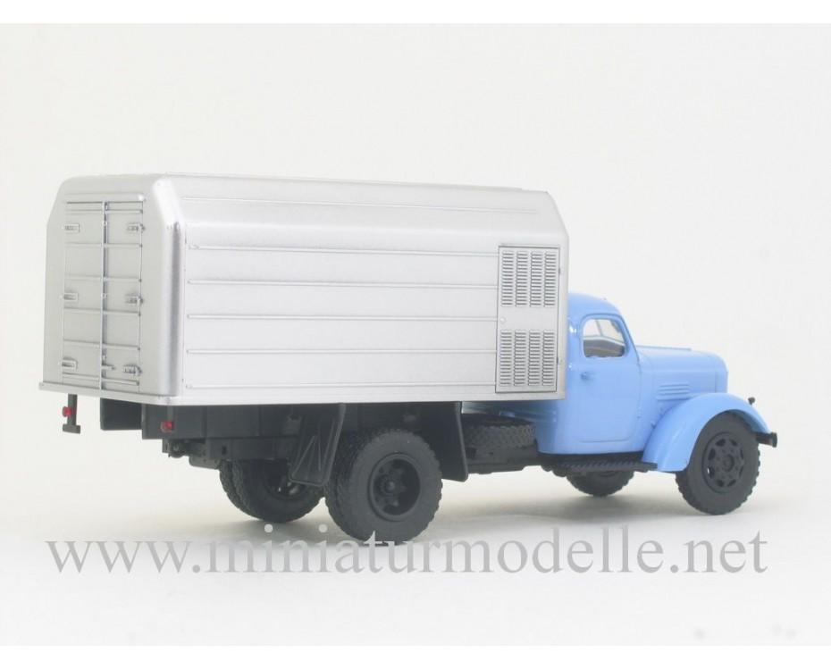 1:43 ZIL 164 LuMZ-890 B refrigerated, civil,  Auto History - Aist by www.miniaturmodelle.net