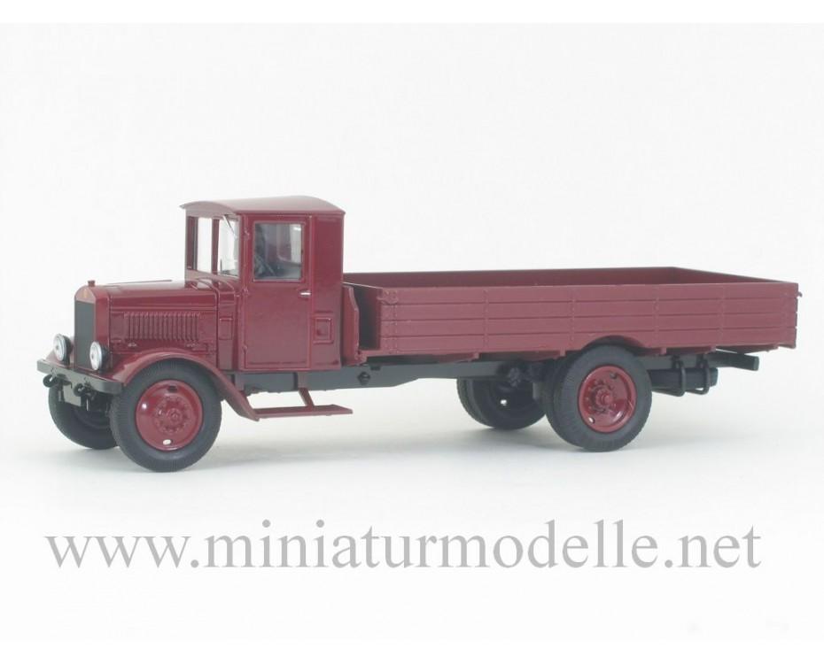 1:43 Ya 8 truck open side, H274, Nash Avtoprom by www.miniaturmodelle.net