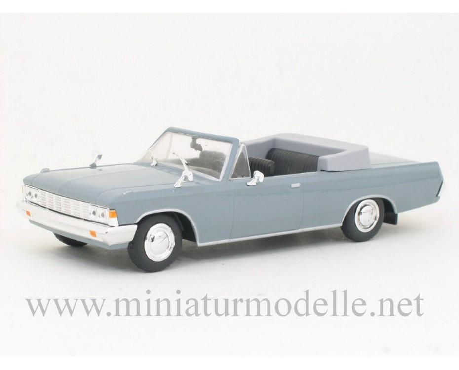 1:43 ZIL 117 V cabrio mit Zeitschrift #91